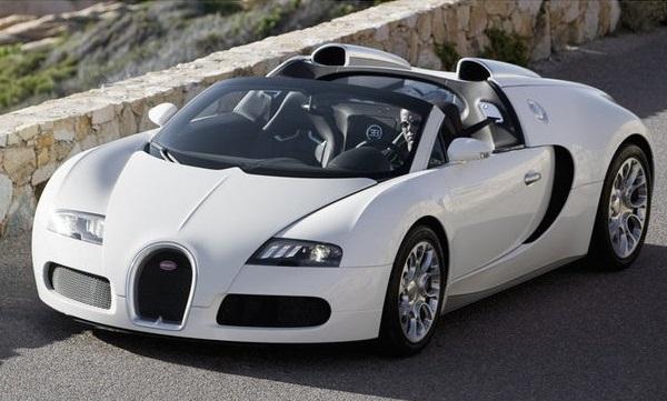 Ficha Tecnica Bugatti Veyron 16.4 Grand Sport