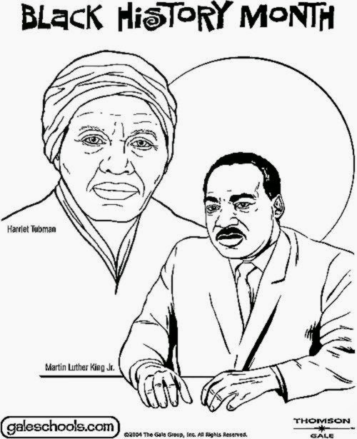 Black History Month Coloring Pages - Best Coloring Pages For Kids | 615x500