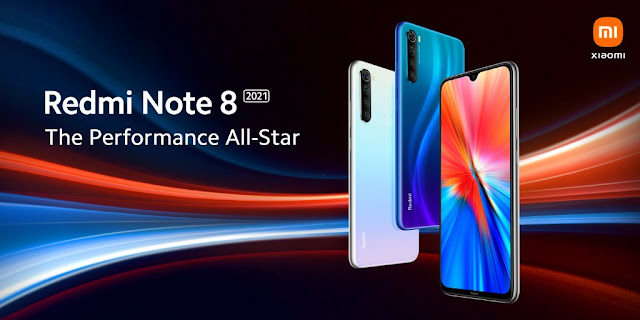 Redmi Note 8 2021 to launch soon - Comes with a MediaTek Helio G85 processor as per official poster | TechNeg