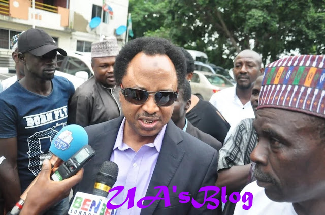 Nigeria Election Result: Shehu Sani reacts as he loses polling unit