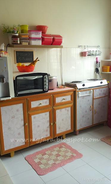 Susun Atur Ruang Dapur Sempit