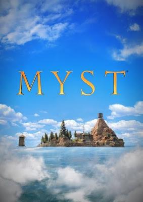 Capa do Myst