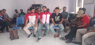 Masyarakat Banyuanyar Lor dan LSM LIRA  Audensi Terkait Pelayanan Desa