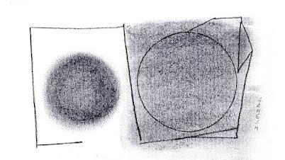 माझं चित्त ३० - डॉ. गणेश तरतरे यांचे चारकोल माध्यमातील चित्र
