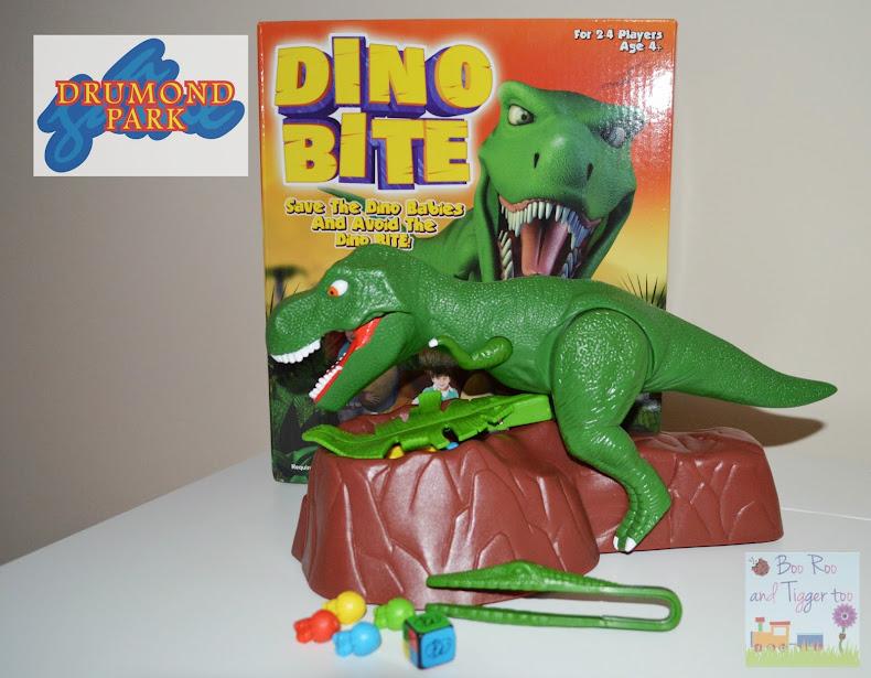 Drumond Park - Dino Bite