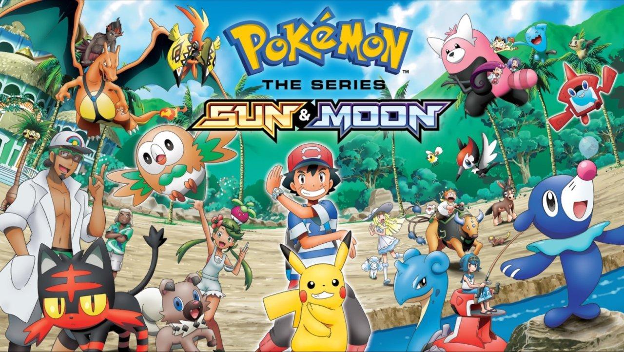 Pokemon Sun & Moon 135 Sub Español