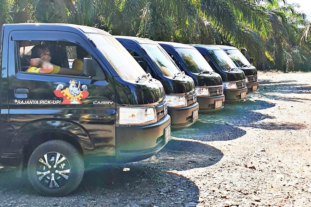 Suzuki New Carry Pick Up, Jadi Pilar Kendaraan Niaga Ringan di Indonesia