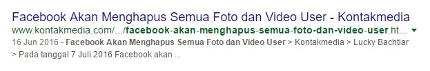 Mitos Tentang Optimasi SEO