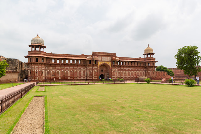 agra fort agra india unesco world heritage site