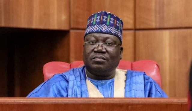 Lawan explains why senate is in a hurry to deliver