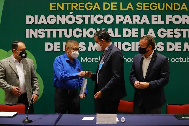 Reciben municipios diagnósticos para fortalecer la gestión ambiental