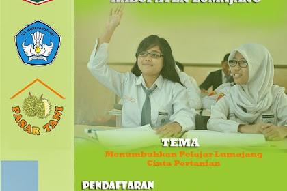 Ayo Kita Ikut Lomba Karya Tulis Ilmiah Pertanian Pelajar SMP/MTS dan SMA/SMK/MA