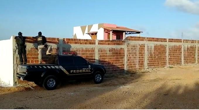 Operação da PF cumpre mandatos de prisão em Tibau, Areia Branca e Mossoró em combate ao contrabando de cigarros