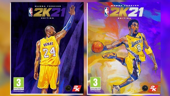 NBA 2K21 Cover Star