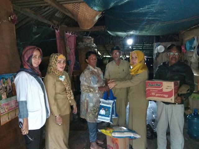 Sejak Tahun 2006, Penderita Disabilitas di Desa Awal Terusan Telah Menerima Bantuan