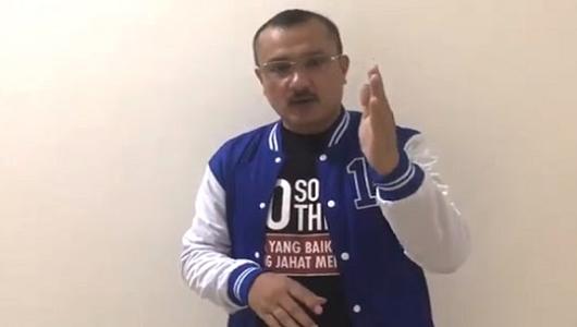 Ferdinand Hutahaean Minta Prabowo Tolak Hasil Pilpres, Termasuk Kalau Menang