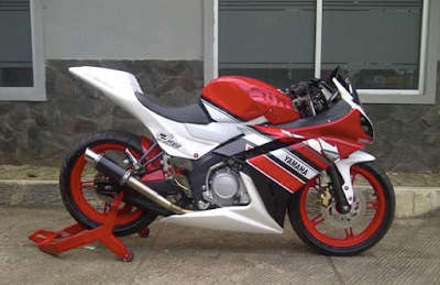 Modif Full Fairing Motor Byson