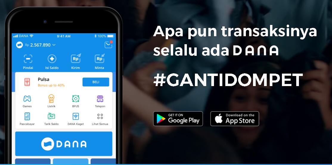 Cara Menggunakan Aplikasi Dana Dompet Digital Indonesia Kumpulan Remaja