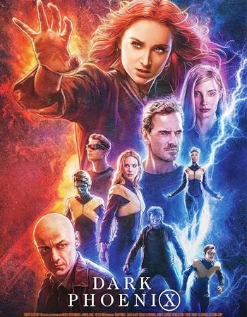 Dark Phoenix (2019) Full Movie Download in Dual Audio Hindi+English