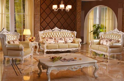 3 tiêu chí cần nhớ khi chọn ghế sofa tân cổ điển phòng khách
