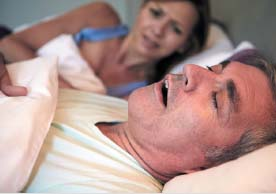 If you are now concerned about the presence of sleep apnea in you, then at the outset you should make yourself aware of general sleep apnea warning signs comprising of feeling difficulty falling sleep at nighttime, awaking all the way through nighttime, acute snoring, difficulty in making decisions and focusing, elevated depression, irritability, bad moods, feeling sleepiness during daytime, feeling headache in the morning, bad memory.
