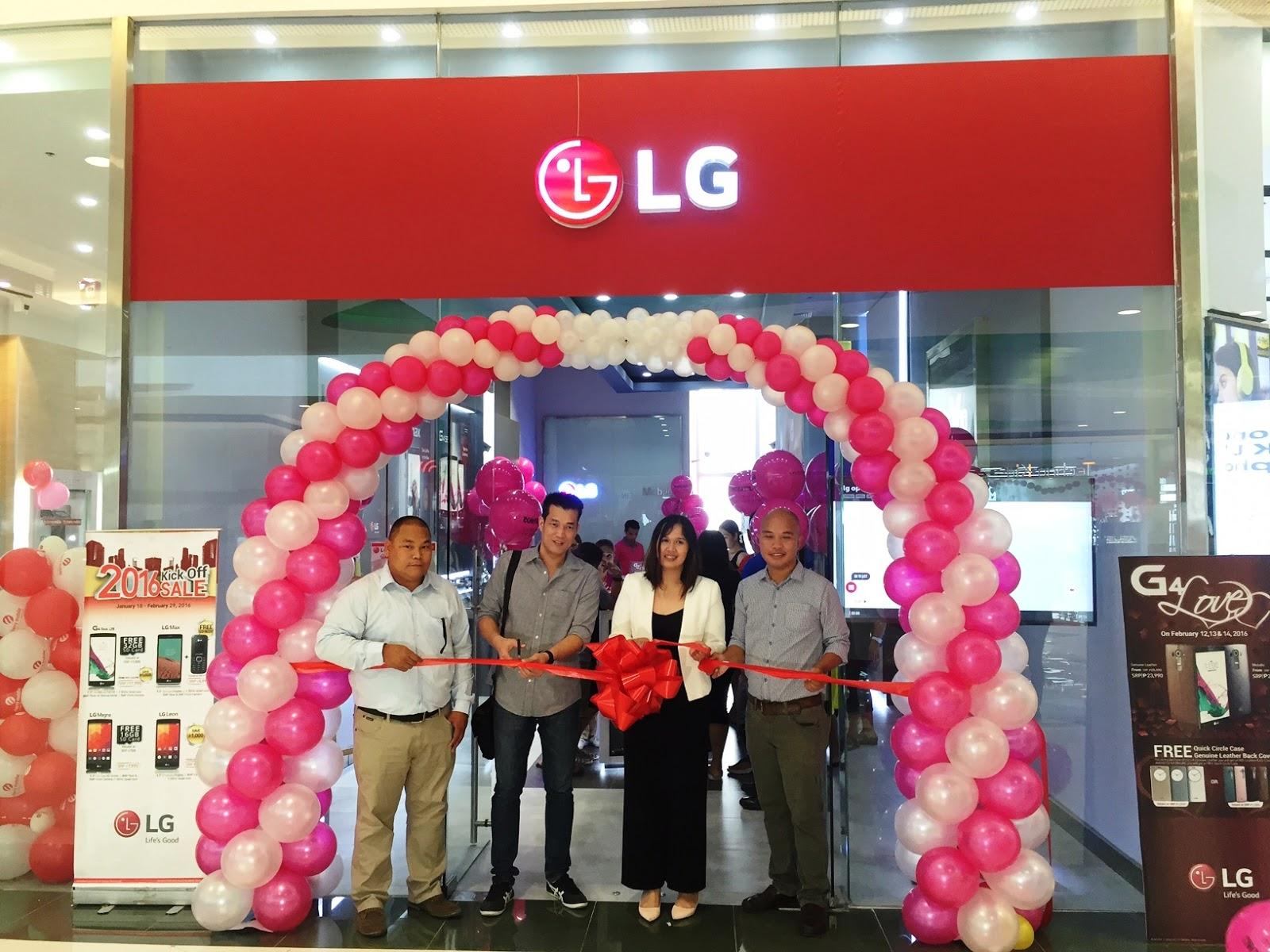 LG SM Seaside Cebu