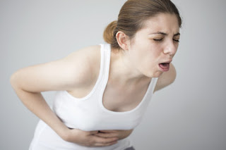 How to stop vomiting and throwing up bile