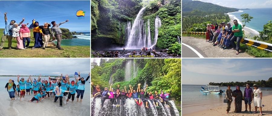 Paket Tour Harian di Lombok