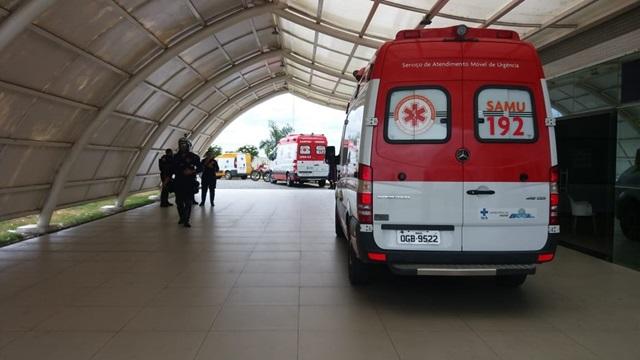 Paraíba recebe doação de 90 mil litros de combustível da Petrobras para geradores e ambulâncias
