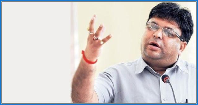 Roshan Giri General Secretary Gorkha Janmukti Morcha