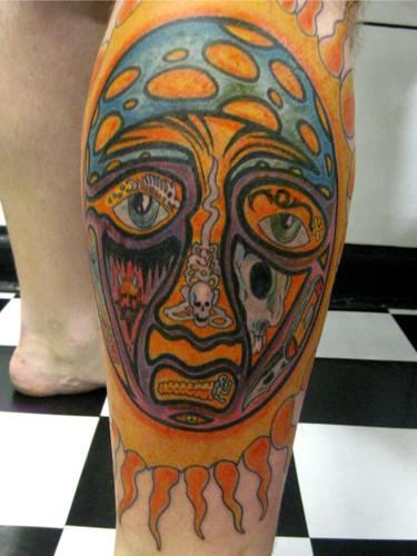sublime tattoo tattoos sun blood pudding designs question freedom tatuagem bleeding favorite tatoos go words forty done flower heart