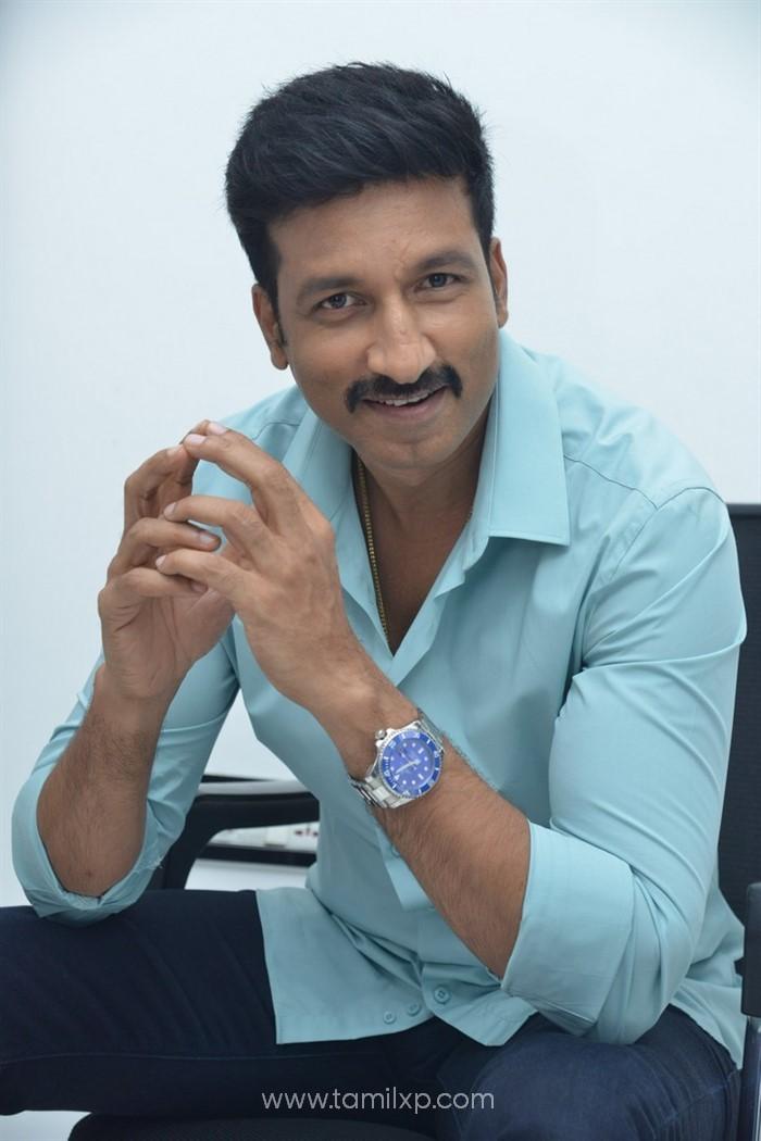Telugu Hero Gopichand Photos
