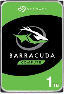 Seagate BarraCuda 1 TB HDD