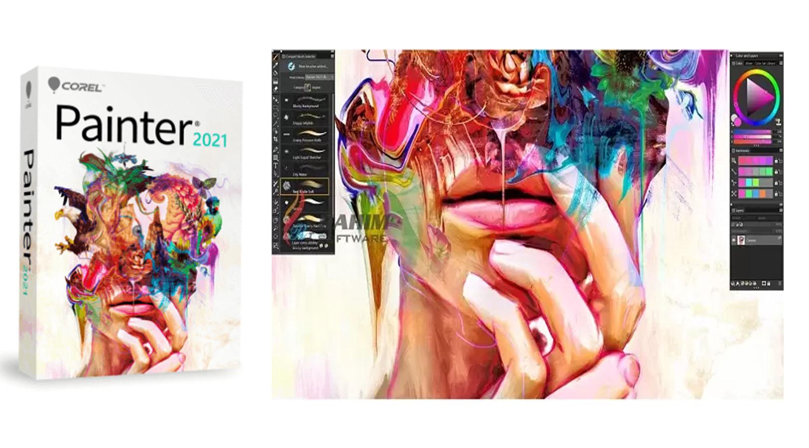 Cara Install Corel Painter 2021 Full Version Gratis