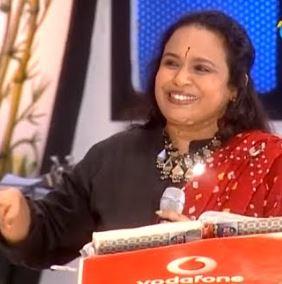 Singer Malgudi Subha Family Husband Parents children's Marriage Photos