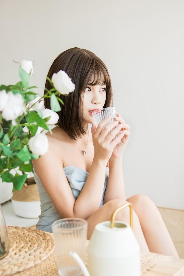 YALAYI雅拉伊 2019.05.30 No.293 佛系少女 宝儿
