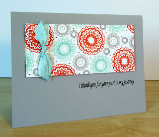 Fall card by Rachel Durtschi made with Stampin'UP's Paisley's and Posies stamp set