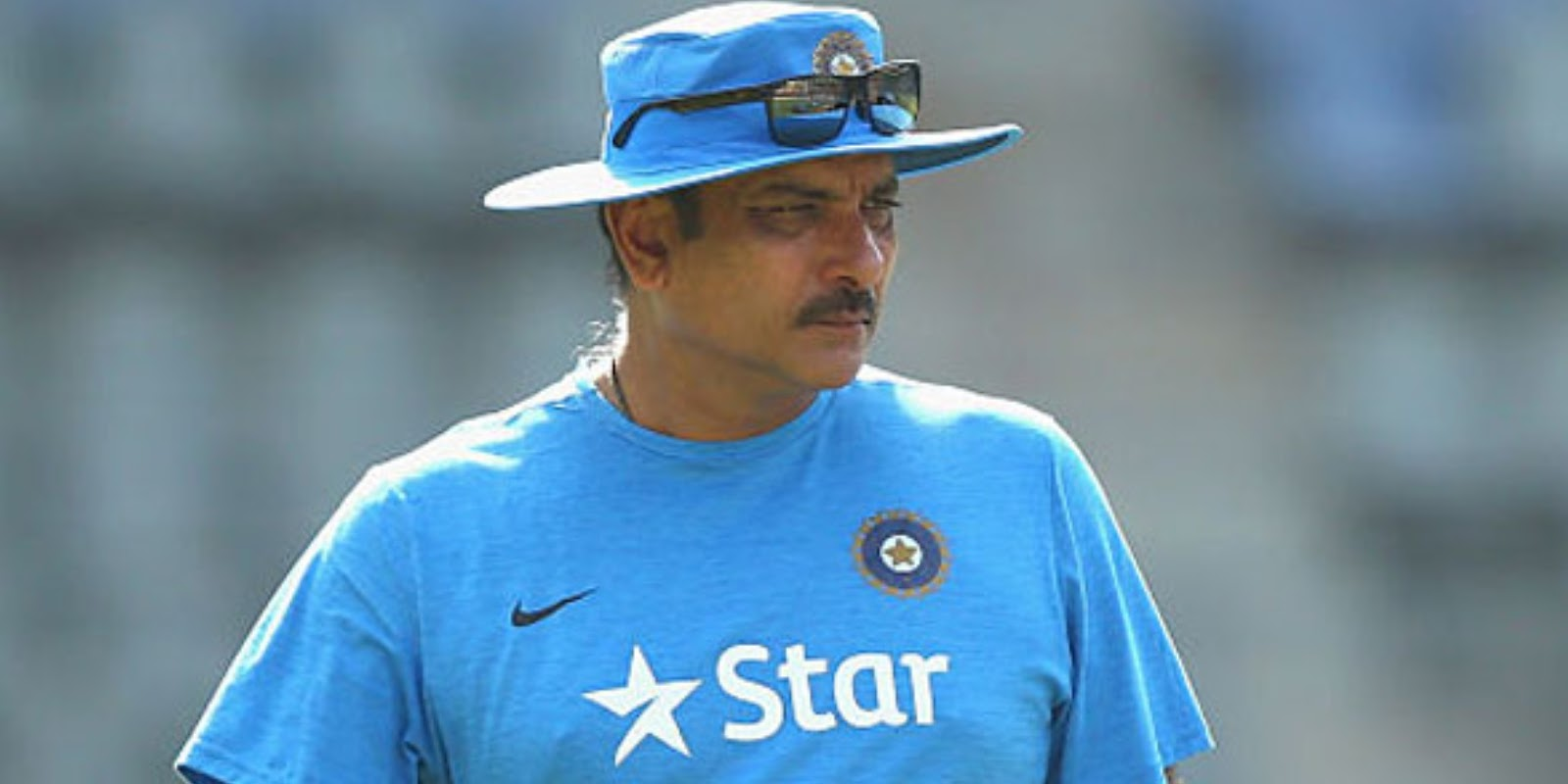 How much Ravi Shahstri earn as Indian cricket coach 2017