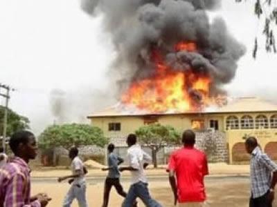 boko haram bomb explosion maiduguri