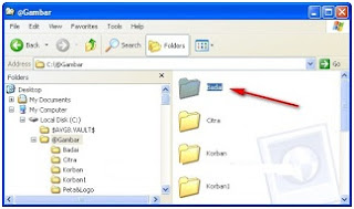 Cara cepat mengubah nama file di windows explorer