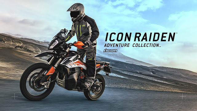 Icon Raiden Adventure - Iceland