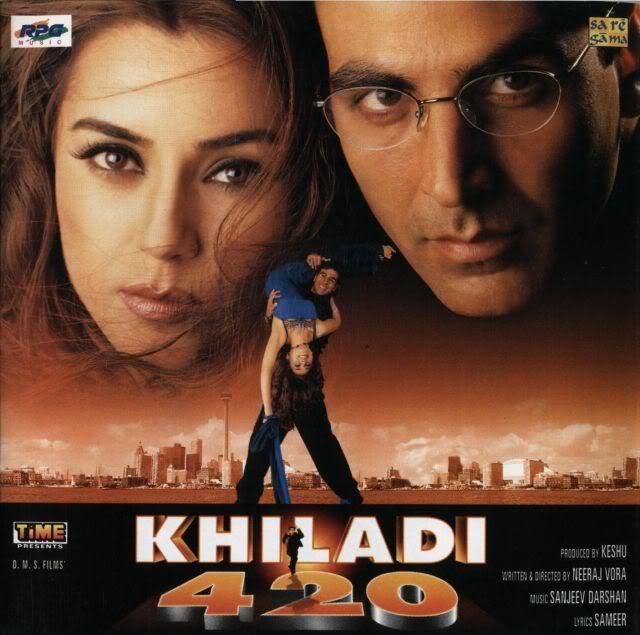 Bollywood Full Movies HD: Khiladi 420 Full Movie (2000