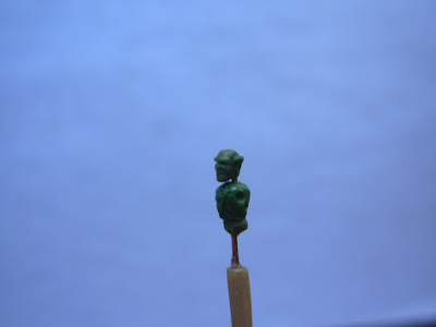 Wood Elves Head picture 2