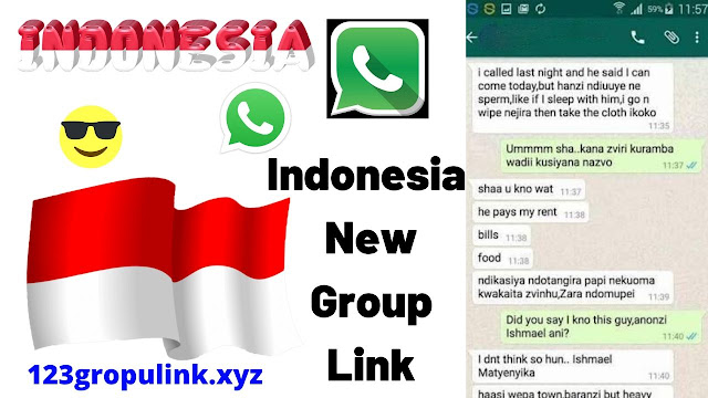 Join 700+ Indonesia Whatsapp Group Link 2020