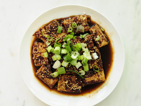 Korean Spicy Tofu Recipe