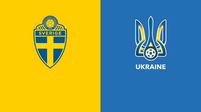 Watch Sweden vs Ukraine Live Match