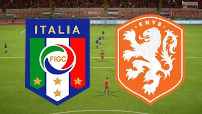مشاهدة مباراة هولندا وايطاليا 7-9-2020 بث مباشر في دوري الأمم الأوروبية