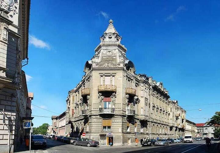 Palatul Szantay Arad