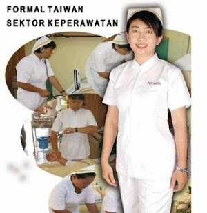 Lowongan Kerja Perawat Panti Jompo Taiwan (Nurse) 2020