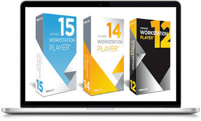 VMware Workstation Player Commercial Collections